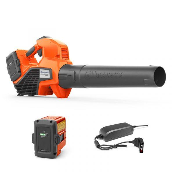 Husqvarna 120iB Cordless Blower Kit