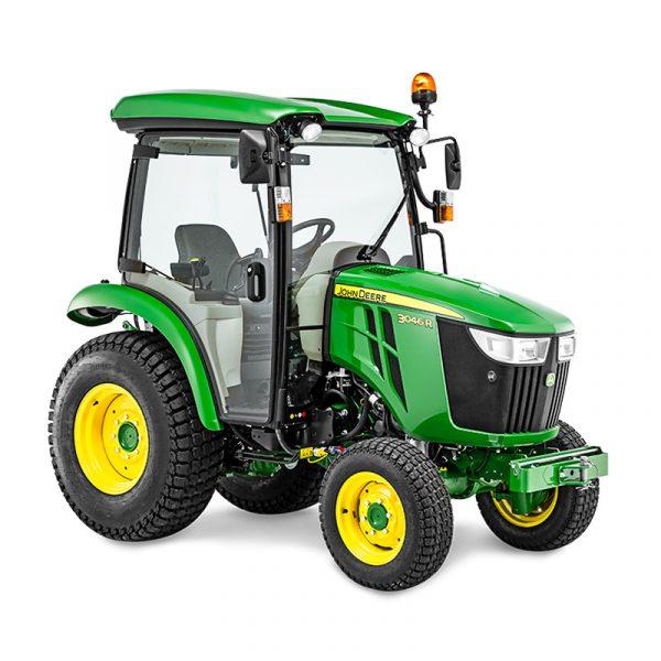 John Deere 3046R Compact Tractor