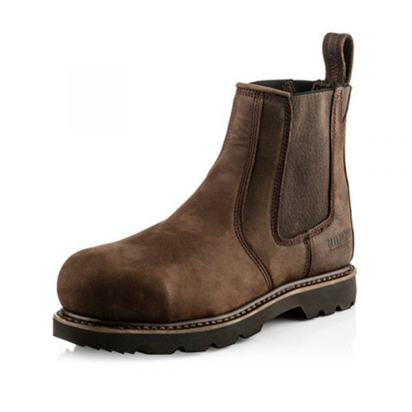 BUCKBOOTZ B1150 Safety Dealer Boot