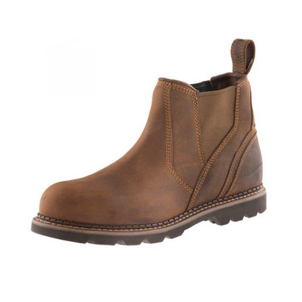 BUCKBOOTZ B1555 Safety Dealer Boot