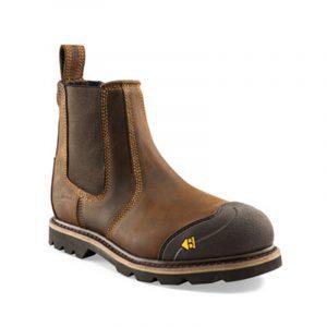 BUCKBOOTZ B1990SM Safety Dealer Boot