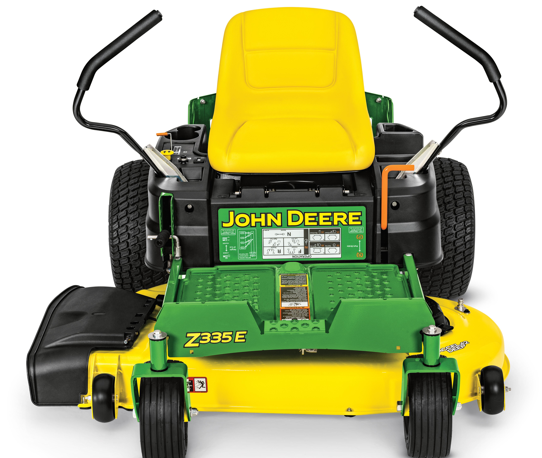 John Deere Z335E Zero Turn Ride On Lawn Mower