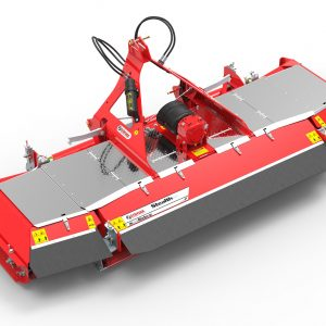 Trimax Warlord S3 WS3235 Heavy Duty Flail Mower - Ben Burgess