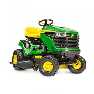 John Deere X107 Ride On Lawn Mower