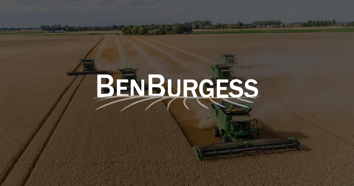 Home - Ben Burgess