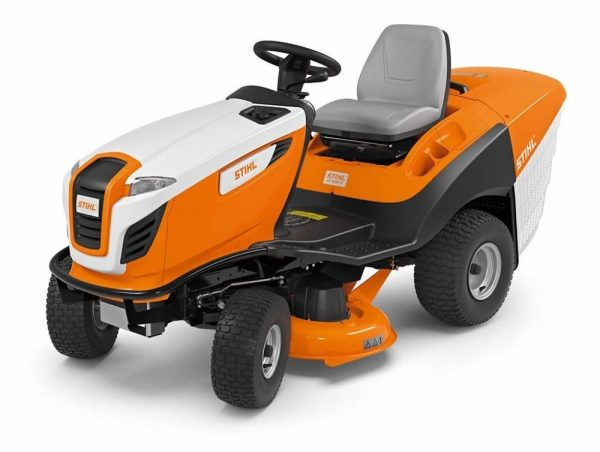 Stihl RT 5097 Z Ride on lawn mower.